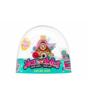 Nanables Ігрова фігурка Small House Містечко солодощів, Кондитерська Найкращі капкейки