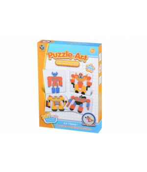 Мозаика детская для мальчика Deformation series (357 эл.) Same Toy