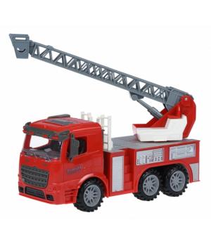 Детская игрушка пожарная машина с лестницей Same Toy