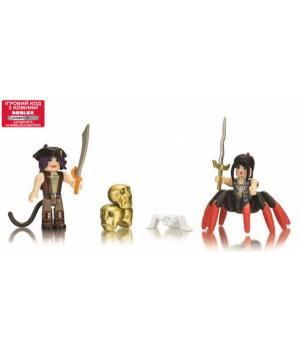 Роблокс фигурки Саламин и Королева Пауков - Salameen the Spider Queen