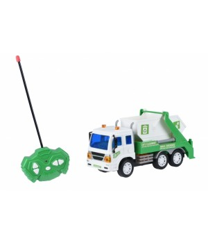 Same Toy Машинка на р/у CITY Вантажівка з контейнером
