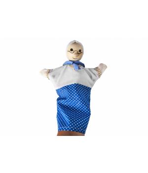 goki Лялька-рукавичка - Бабуся