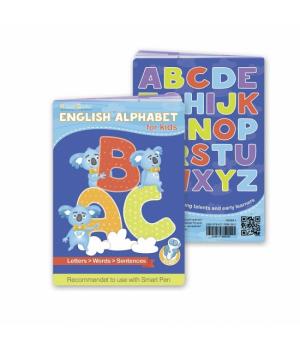 "Книга интерактивная ""Английский Алфавит"", Smart Koala"