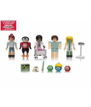 Игрушка Роблокс Мип Сити Госпиталь - Больница Multipack TBD - Style 1 W3