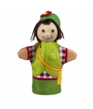 goki Лялька для пальчикового театру - Робін Гуд
