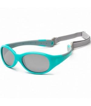 Дитячі сонцезахисні окуляри з ремінцем Koolsun Flex, 0-3 роки