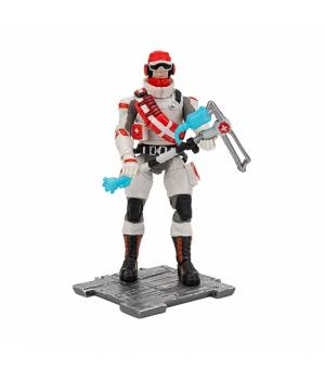 Игрушечная фигурка Fortnite - Фортнайт Solo Mode Реаниматолог - Triage Trooper S3, 10 см.