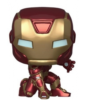 Колекційна фігурка Funko POP! Marvel: Avengers Game: Iron Man