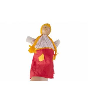 goki Лялька-рукавичка - Гретель