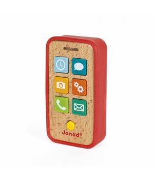 Детский телефон игрушка, Janod