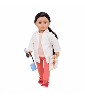 Большая детская кукла доктор Никола, 46 см, Our Generation