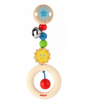 Игрушка подвеска на коляску, Солнышко, Heimess