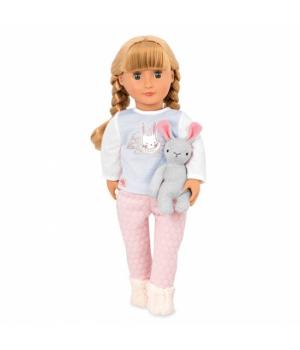 Our Generation Лялька (46 см) Джові в піжамі з кроликом