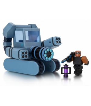 Роблокс фигурка Танк Башенные битвы - Large Vehicle Tower Battles: ZED W8