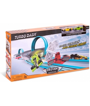 DRIVEN Ігровий набір TURBOCHARGE TURBO DASH 28 ел.