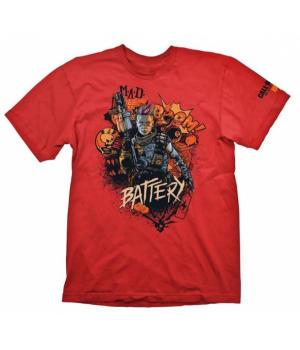 "Gaya Футболка COD ""Black Ops 4 T-Shirt Battery Red"" [GE6301M]"