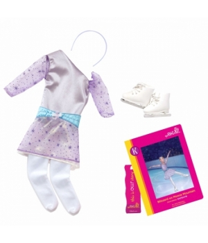 Одежда для куклы 46 см Фигурное катание, Our Generation