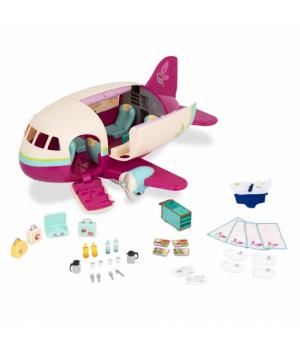 Li`l Woodzeez Ігровий набір - Літак