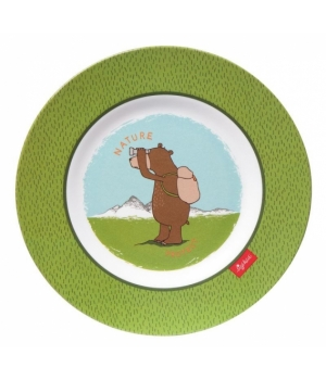 sigikid Тарілка Forest Grizzly
