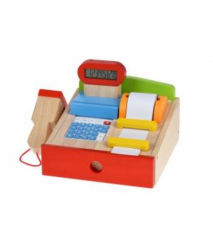 Игрушечный кассовый аппарат для детей Goki