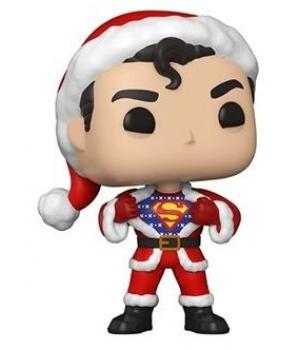 Колекційна фігурка Funko POP! DC: Holiday: Superman Sweater