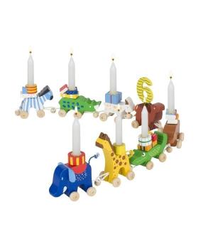 goki Підставка для свічок Зоопарк