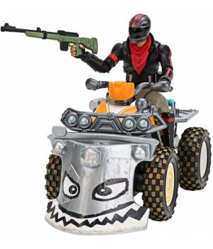 Игрушечная фигурка Fortnite - Фортнайт Feature Vehicle Quadcrasher