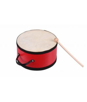 goki Музичний інструмент Барабан із дерев'яної ручкою