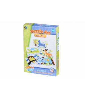Детская мозаика пазл Животные 306 деталей, Same Toy