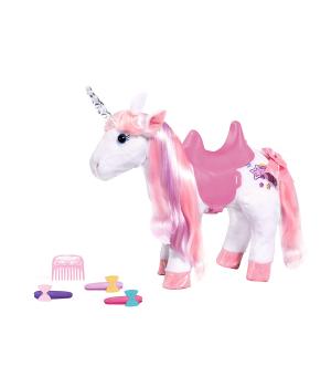 Интерактивная игрушка BABY BORN - СКАЗОЧНЫЙ ЕДИНОРОГ (свет)