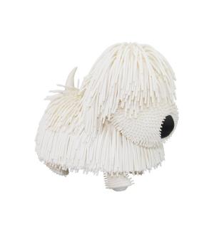Интерактивная игрушка щенок Джигли Пап (белый)
