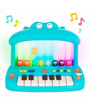 Музыкальная игрушка пианино - Гиппофон, Battat