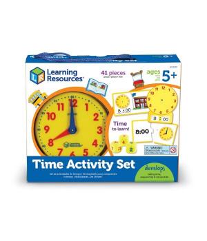 Обучающие часы для детей Learning Resources
