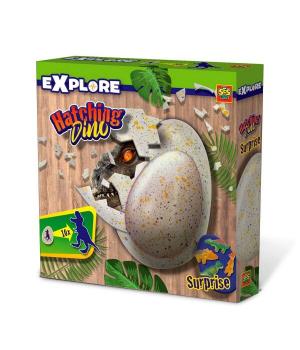 Растущая Игрушка - Дино В Яйце