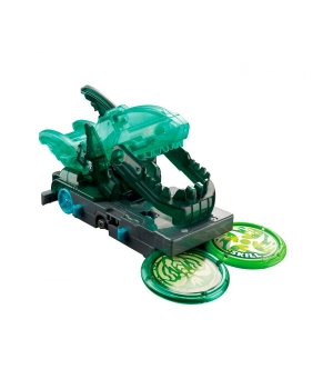 Машинка-трансформер Screechers Wild! S2 L1 - Шаркоид