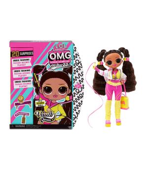 """Игровой набор с куклой L.O.L. SURPRISE! серии """"O.M.G. Sports Doll"""" – ГИМНАСТКА (с аксессуарами)"""