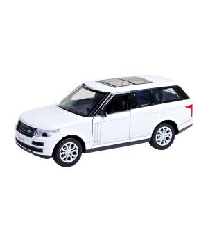 Автомодель - Range Rover Vogue (Белый)