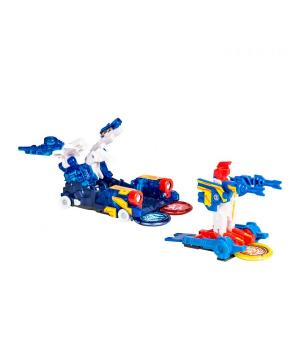 Машинка-трансформер Screechers Wild! S2 L2 - Роялис