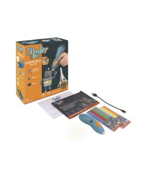 3D ручка 3Д для детей и взрослых 3Doodler Start для детского творчества - Креатив (синяя)
