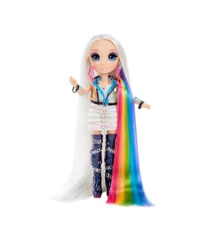 Детская кукла Рейнбоу Хай RAINBOW HIGH - СТИЛЬНАЯ ПРИЧЕСКА (с аксессуарами)