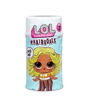 """Игровой набор с куклой L.O.L. SURPRISE! серии Hairgoals 2.0"""" - Модный стиль"""""""