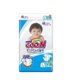 Подгузники Goo.N Для Детей (L, 9-14 Кг) коллекция 2018 года