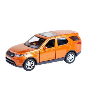 Машинка Land Rover Discovery коллекционная модель Ленд Ровер Дискавери металлическая, 1:32-1:42, Технопарк
