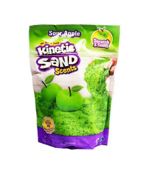 Песокдлядетскоготворчествас ароматом-KineticSandКарамельное яблоко