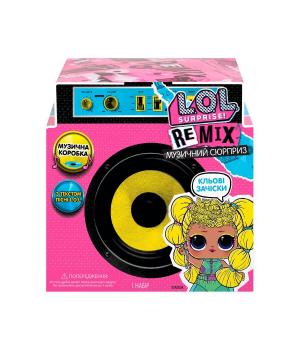 """Кукла lol серии """"Remix Hairflip"""" - МУЗЫКАЛЬНЫЙ СЮРПРИЗ"""