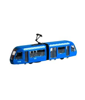 Игрушечный трамвай – КИЕВ (свет, звук)