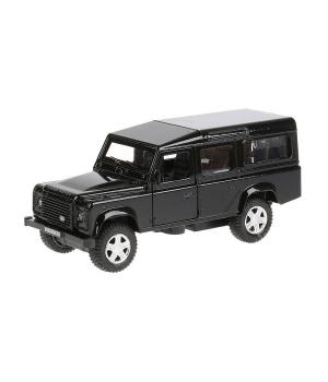 Автомодель - Land Rover Defender 1:32 (Черный)
