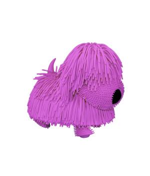 Интерактивная игрушка щенок Джигли Пап (фиолетовый)