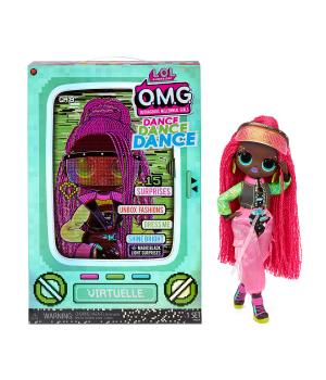 "Набор с куклой L.O.L. Surprise! серии O.M.G. Dance"" - Виртуаль"""