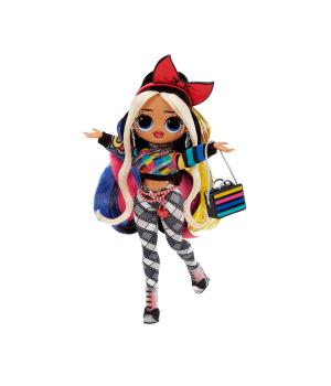 """Игровой набор с куклой L.O.L. SURPRISE! серии """"O.M.G. Movie Magic"""" - ЗВЕЗДОЧКА (с аксессуарами)"""
